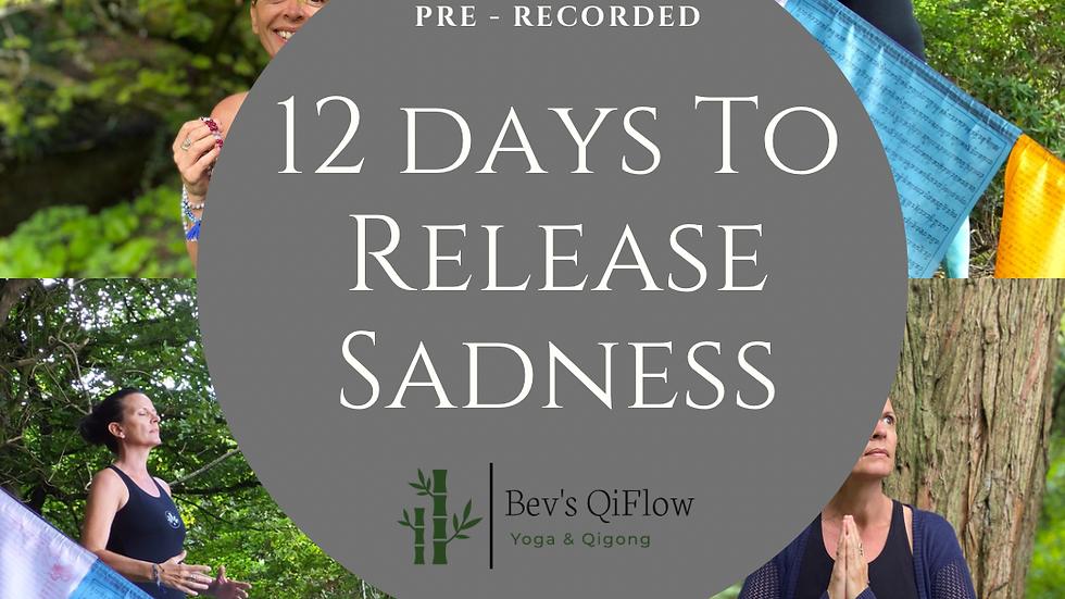 Release Sadness