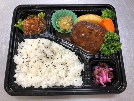 今日の500円弁当