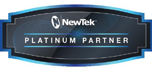 Matrix has Reached Platinum Reseller Status with NewTek