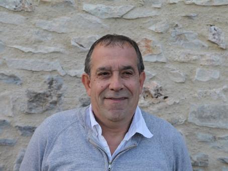 Gilles Forey, Amadourien de cœur et homme d'expérience, candidat à l'élection municipale