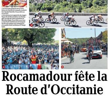 ROC-AMADOUR FETE LA ROUTE D'OCCITANIE