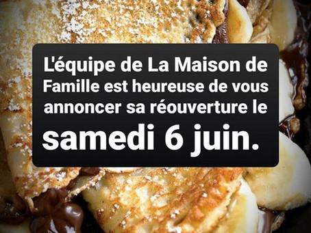 Rocamadour - La Maison de Famille
