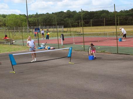 La section tennis de l'ASSCA ouvre ses portes