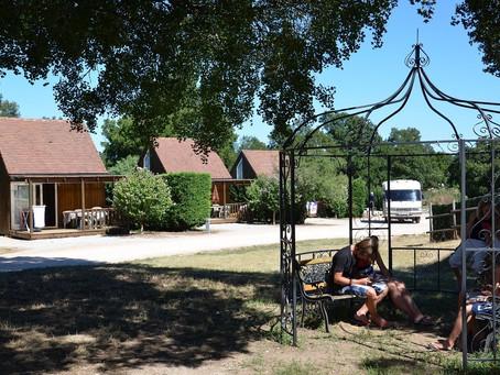 Camping Le Roc - Rocamadour - Pascale et Philippe