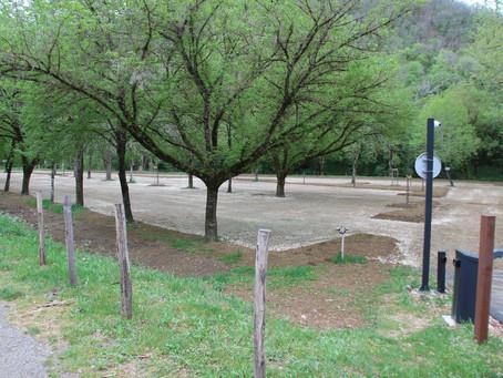 Réhabilitation du parking de la Vallée