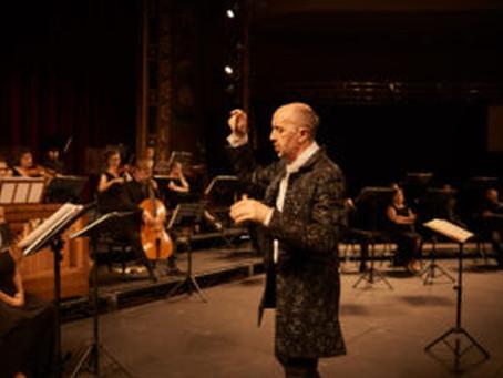 Hervé Niquet et le Concert spirituel font cap sur Rocamadour pour l'ouverture du Festival de Musique