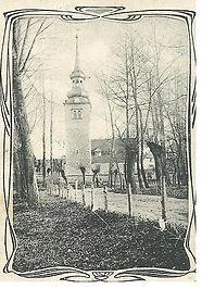 Mittelhausen Kirche 1902