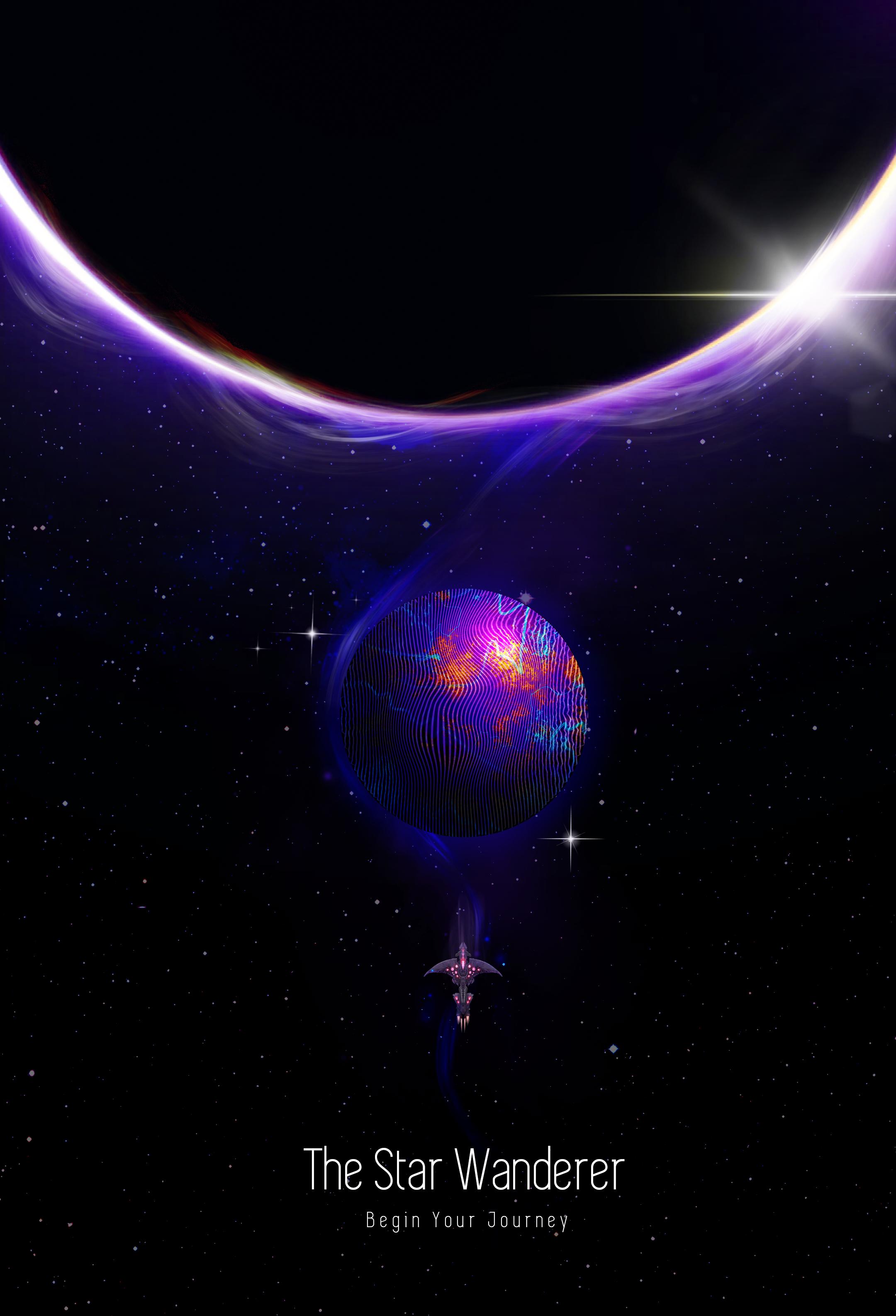 Star Wanderer Poster