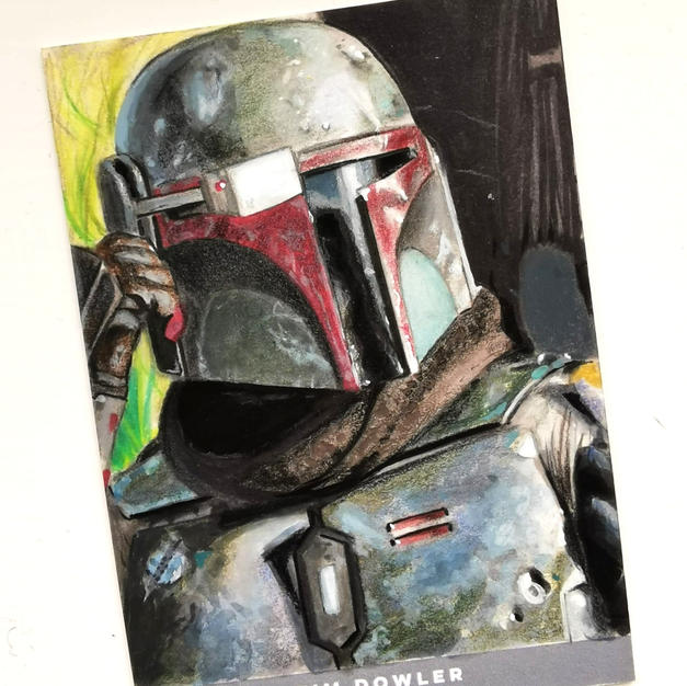 Boba Fett - The Mandalorian