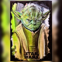 Yoda - Artist Proof Commission