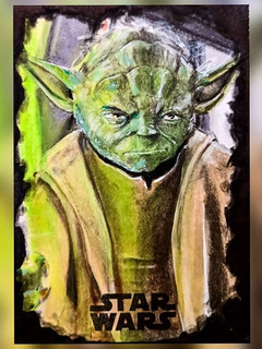 Yoda - Artist Proof Commission