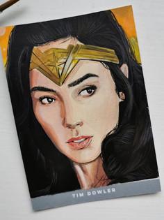 Wonder Woman PSC