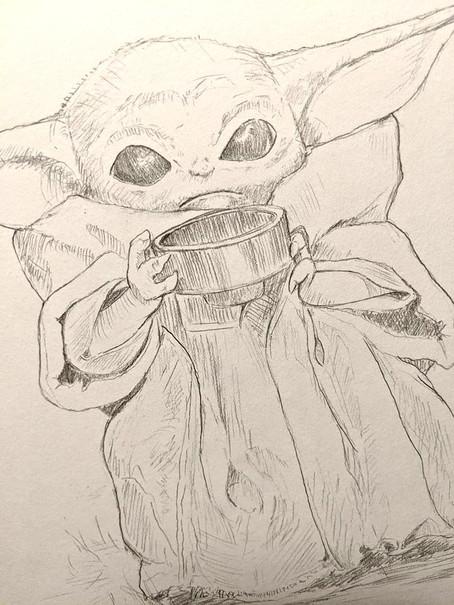Baby Yoda *WIP*