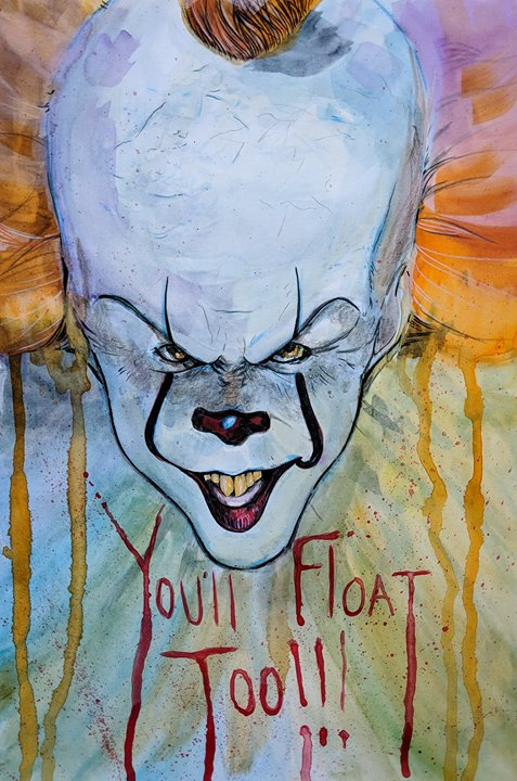 Pennywise The Laughing Clown
