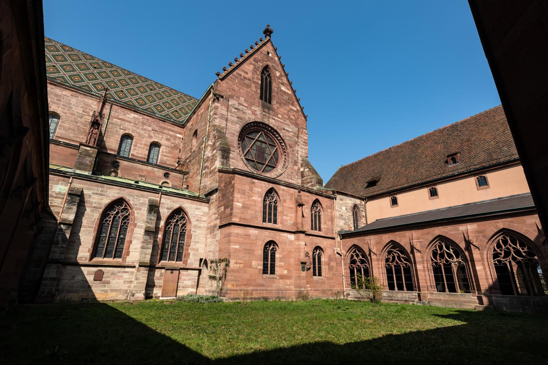 14 Basler Münster