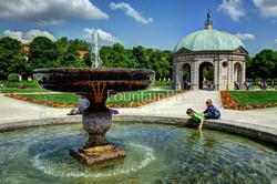 12: Dianatempel im Hofgarten