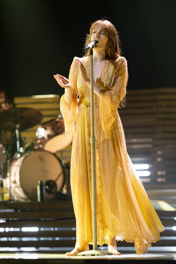 12 Florence Welch