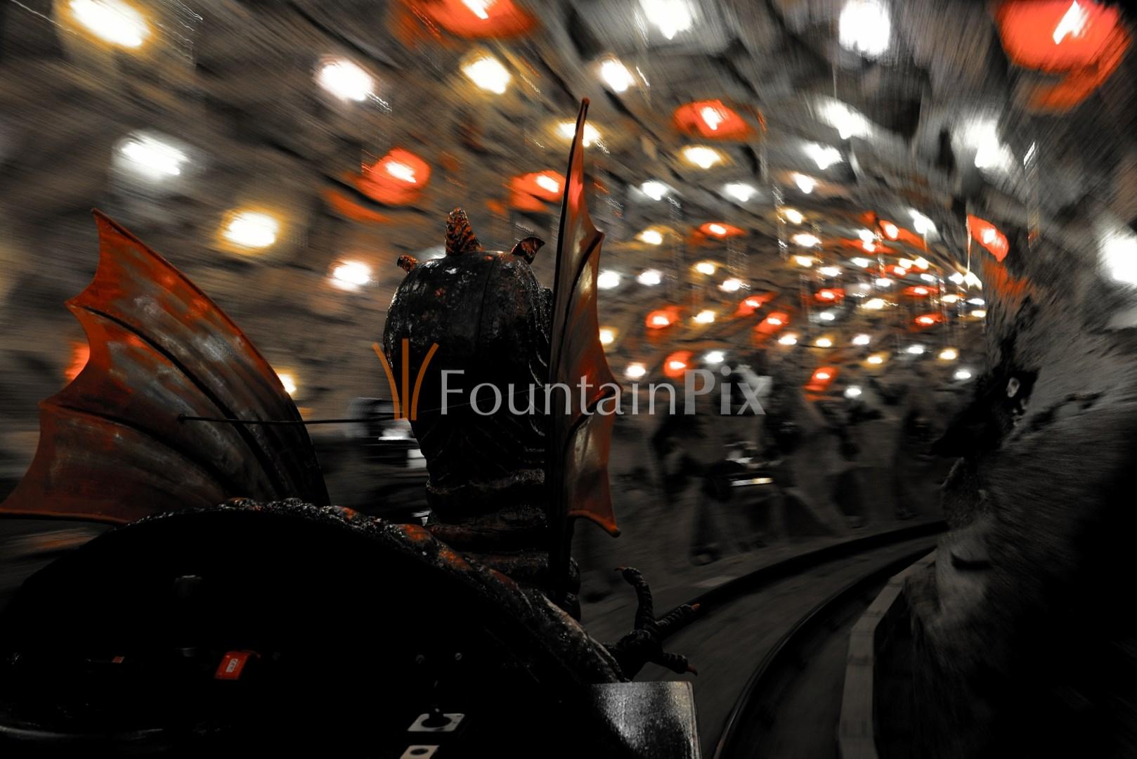02: Drachenbahn auf dem Pöstlingberg