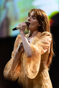 8 Florence Welch