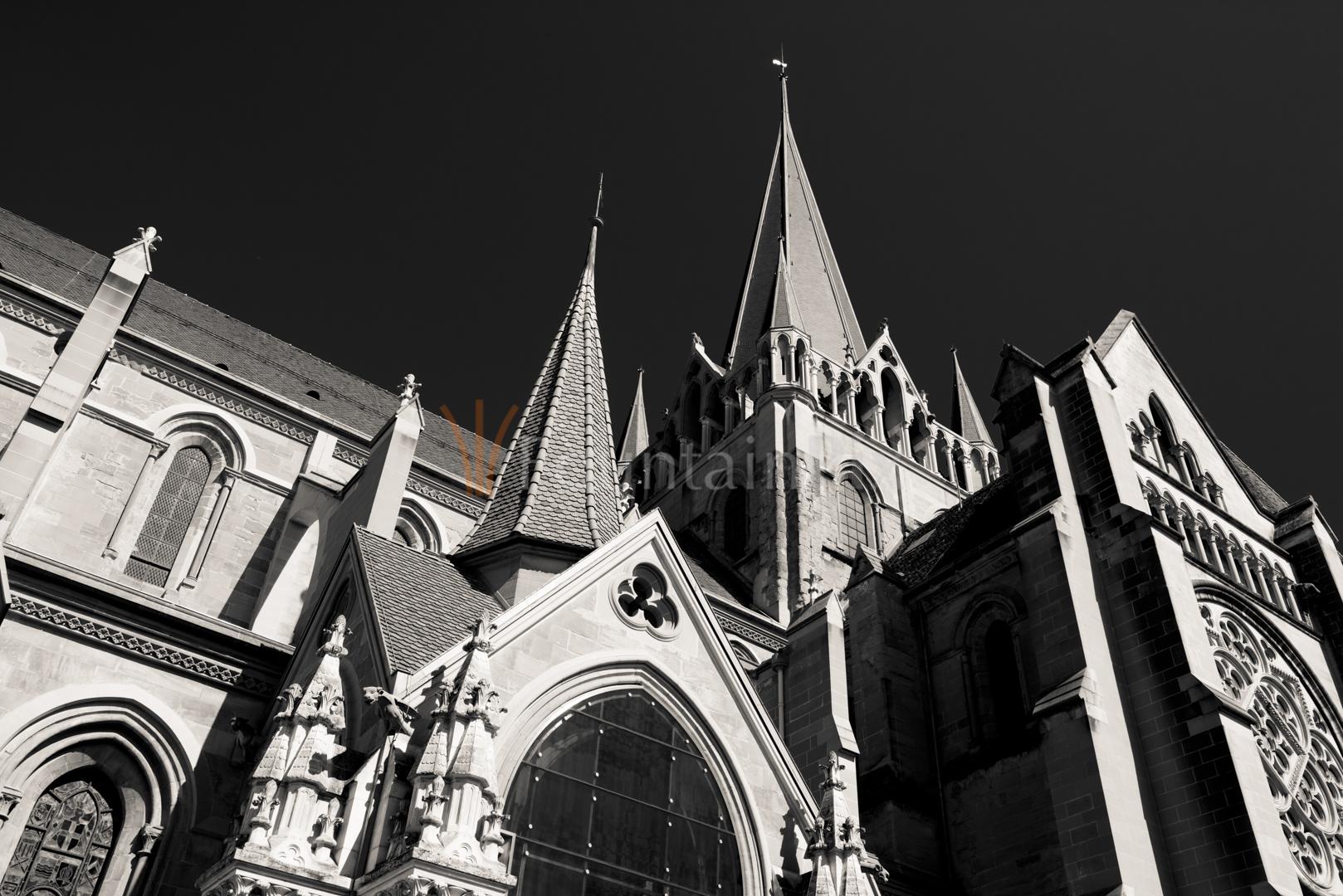10 La Cathédrale de Lausanne