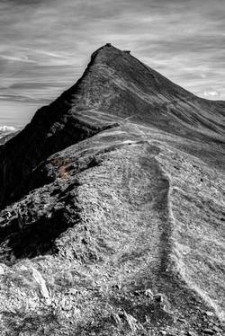 Faulhorn, 2681 m.ü.M.