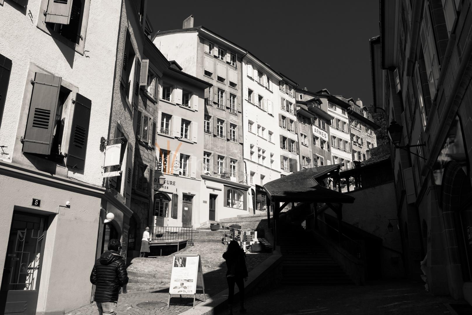 17 Escaliers du Marché