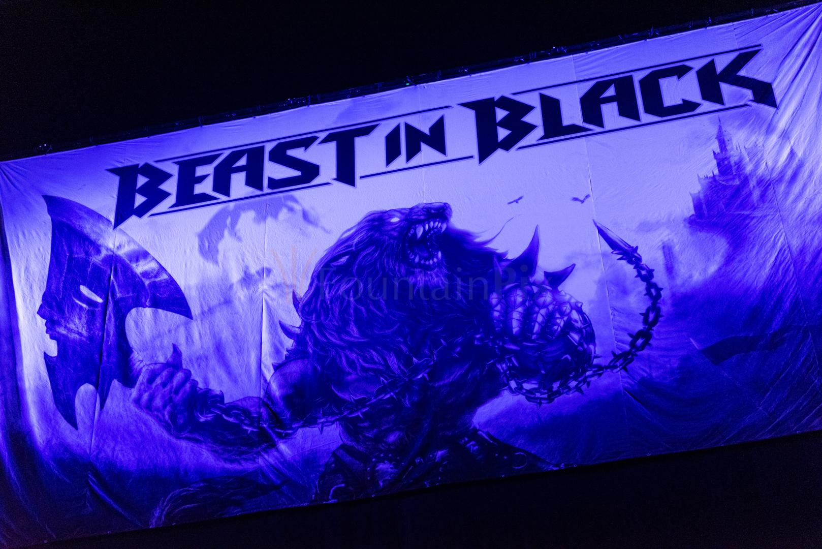 1 Beast In Black