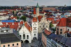 06: Altes Rathaus und Isartor