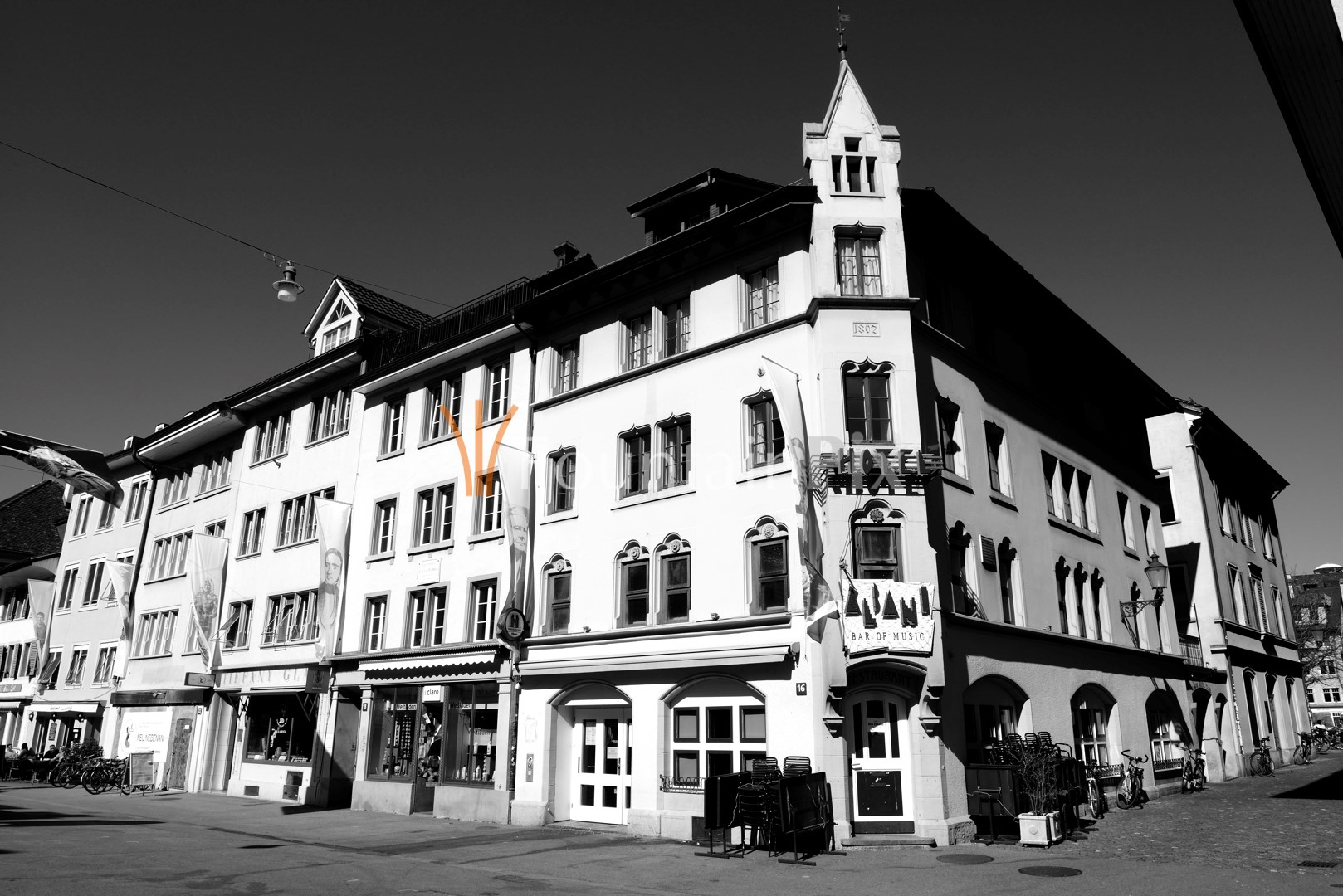 13: Steinberggasse