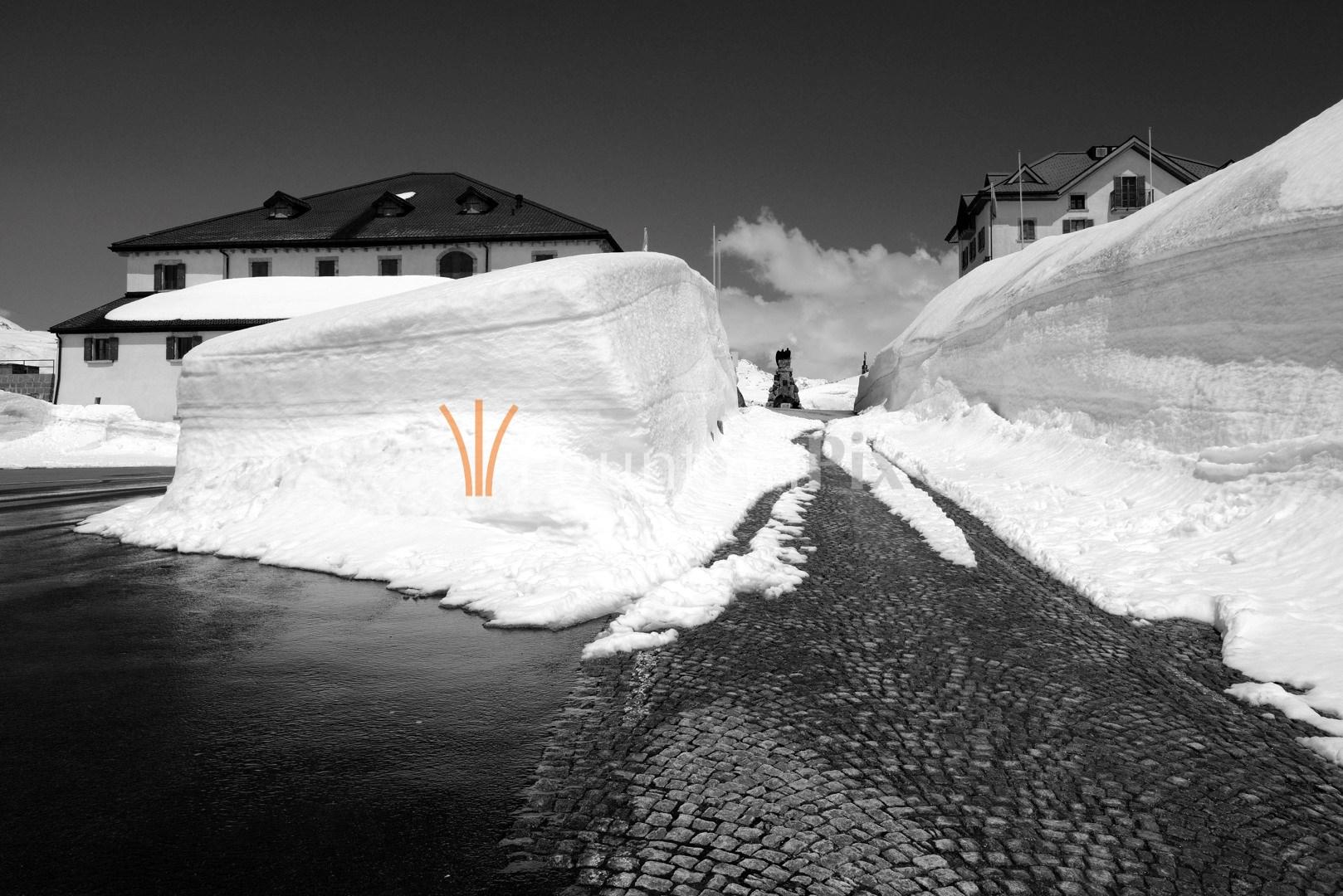 Gotthard Ospizio, 2091 m.ü.M.
