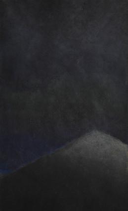 """Hommage à Hokusaï, les 36 vues du Niesen """"Dans la nuit profonde, l'espace se laisse deviner"""""""