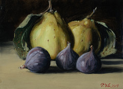 Coings et figues