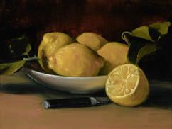 Coupe de citrons