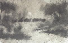 Soleil d'hiver dans le Jorat