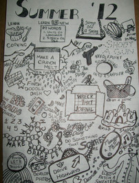 Doodle Collage