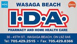 IDA, Wasaga Beach, Sponsor