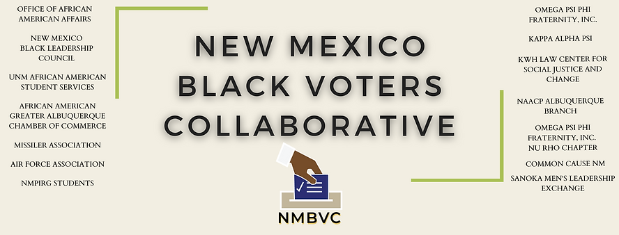New Mexico Black Voter's Collaborative p