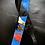 Thumbnail: USA flag and Eagle guitar strap