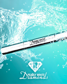 Pearly White Diamonds Tooth Whitening