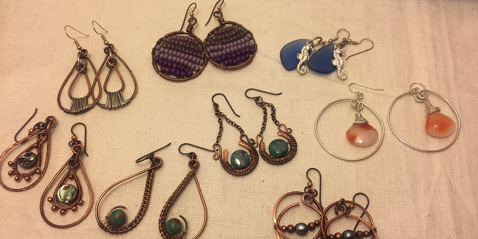 Intro to Wire Wrapped Jewelry