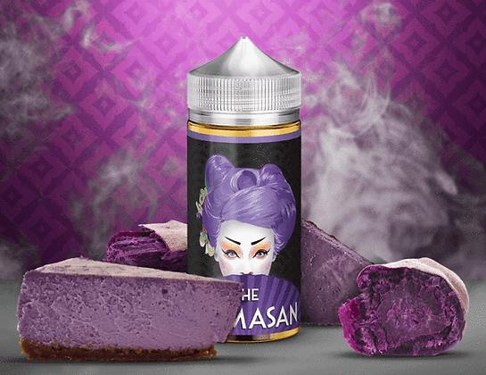 Purple Cheesecake