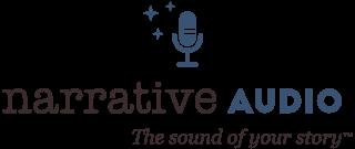 Narrative Audio Logo Rectangular Extra S