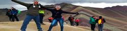 rainbow mountain machu picchu qori inka travel agency peru 2