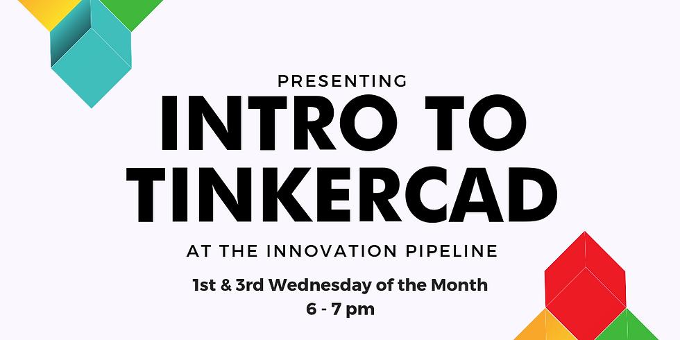Intro to TinkerCAD