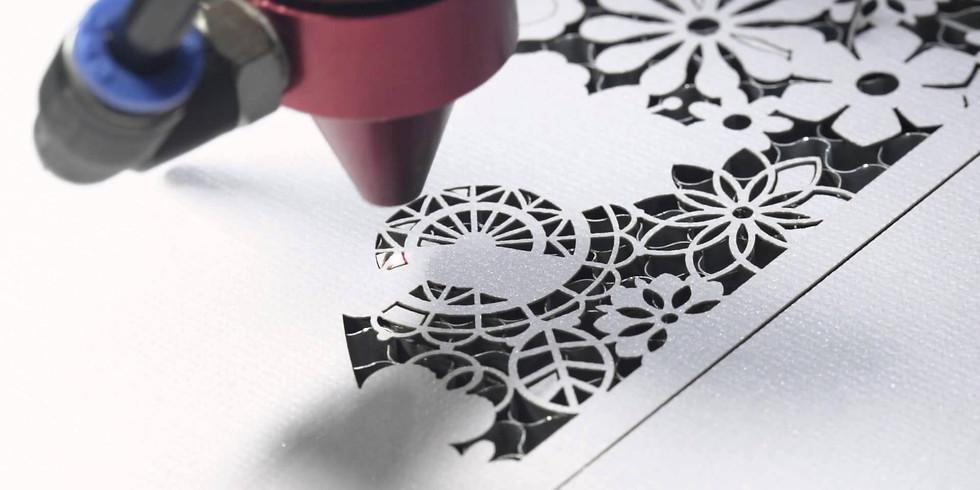 Intro to Laser Cutting & Engraving