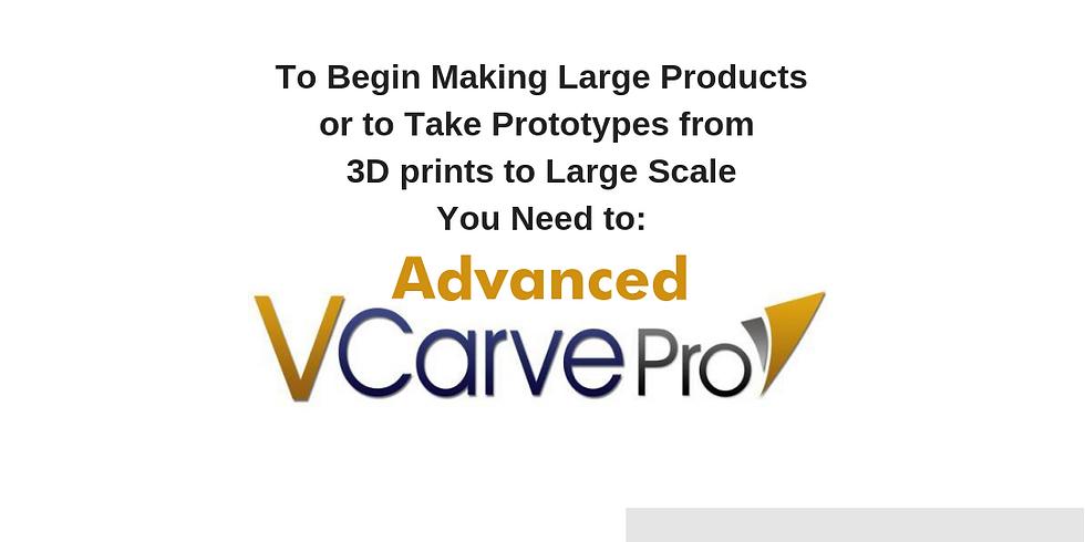 Advanced vCarve Pro