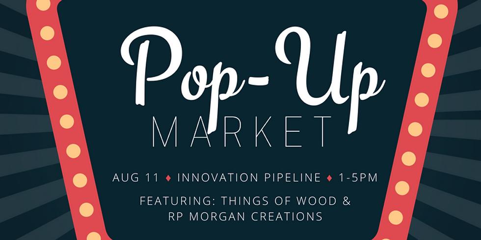 2nd Saturday Pop-Up Market