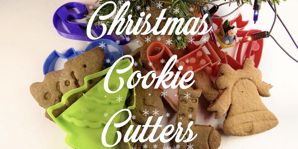 3D Printed Cookie Cutter Workshop