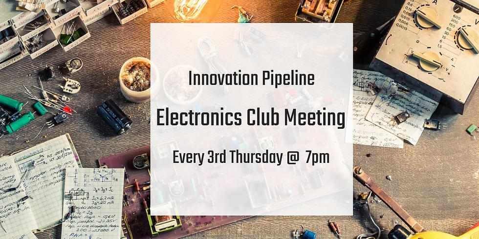 Electronics Club Meeting