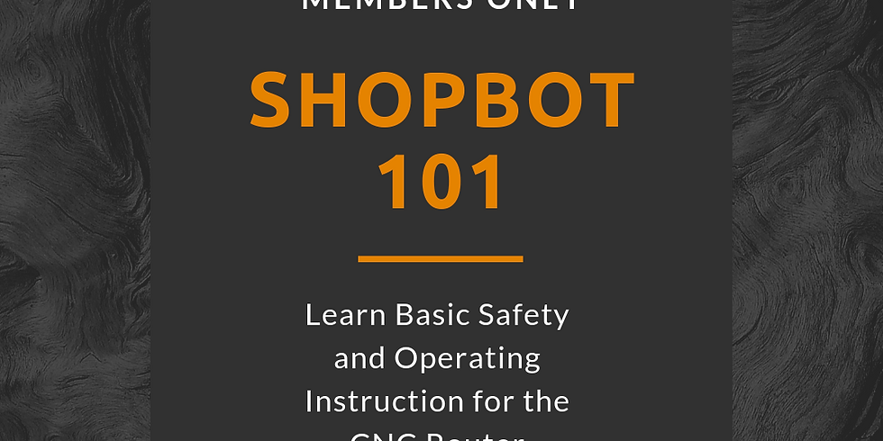 ShopBot 101 - Members Only